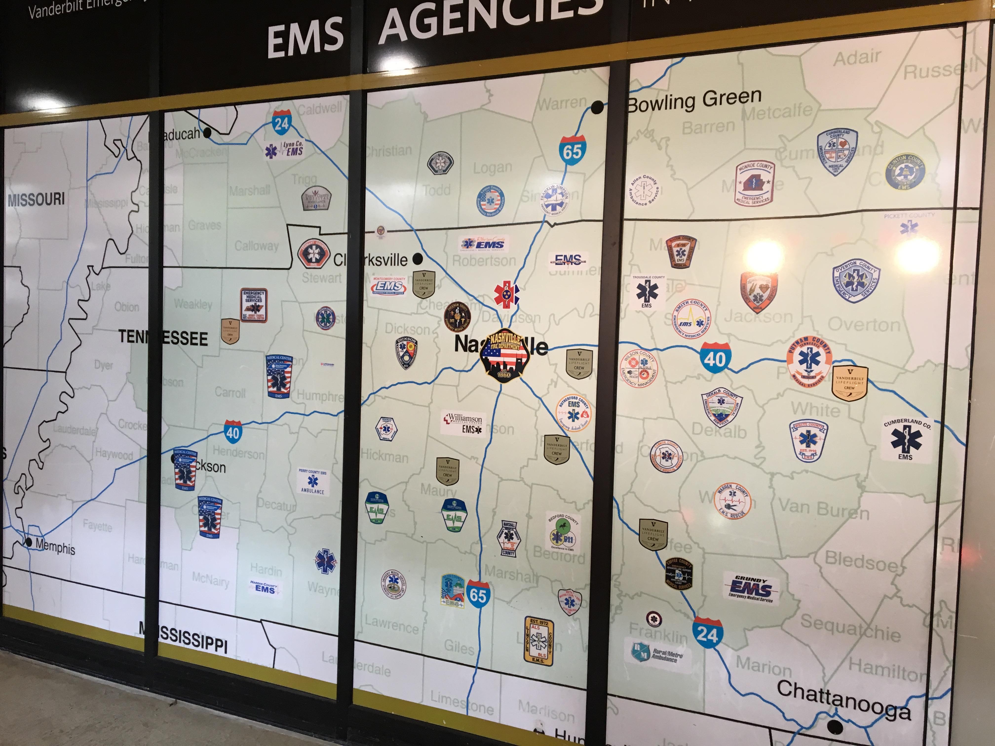 IMG 4397 L' Ambulancier : le site de référence Immersion chez les EMS Paramedic aux USA - Les images