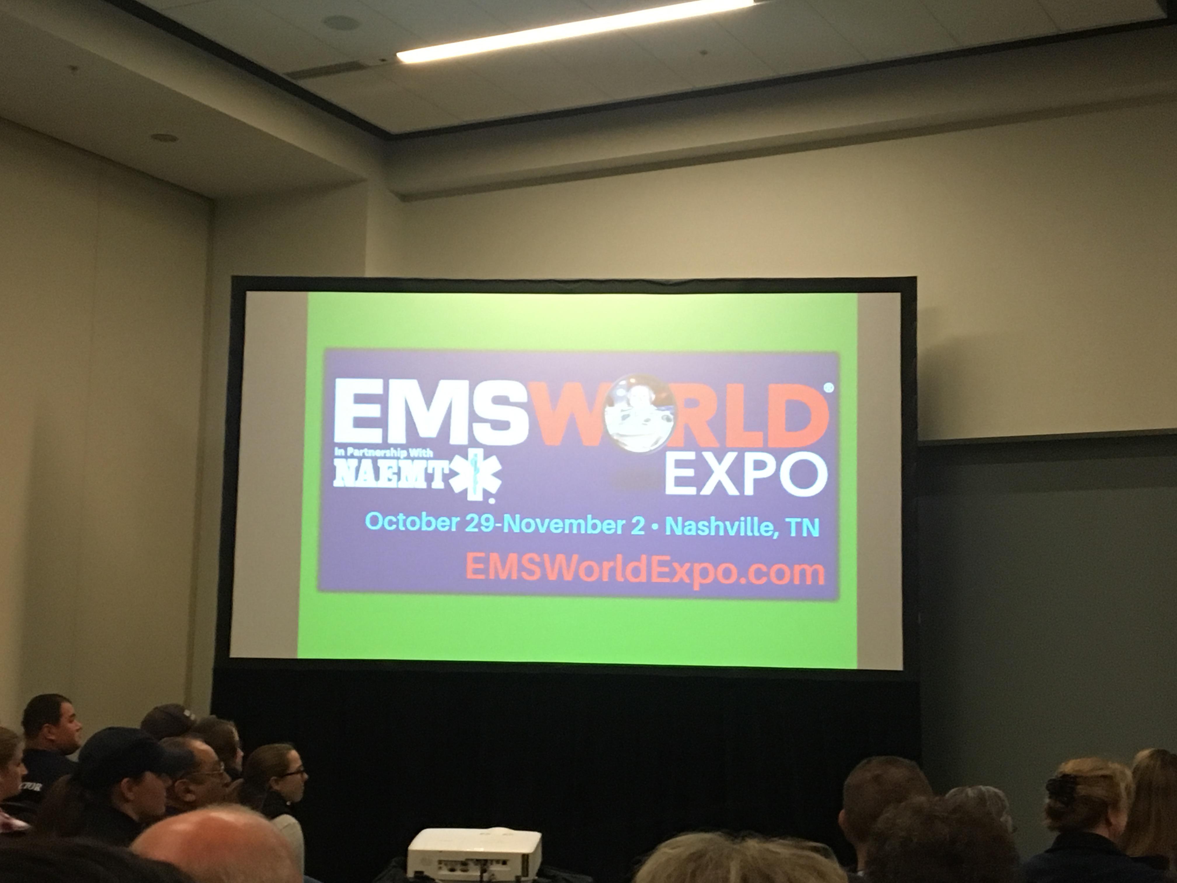 IMG 4491 L' Ambulancier : le site de référence Immersion chez les EMS Paramedic aux USA - Les images