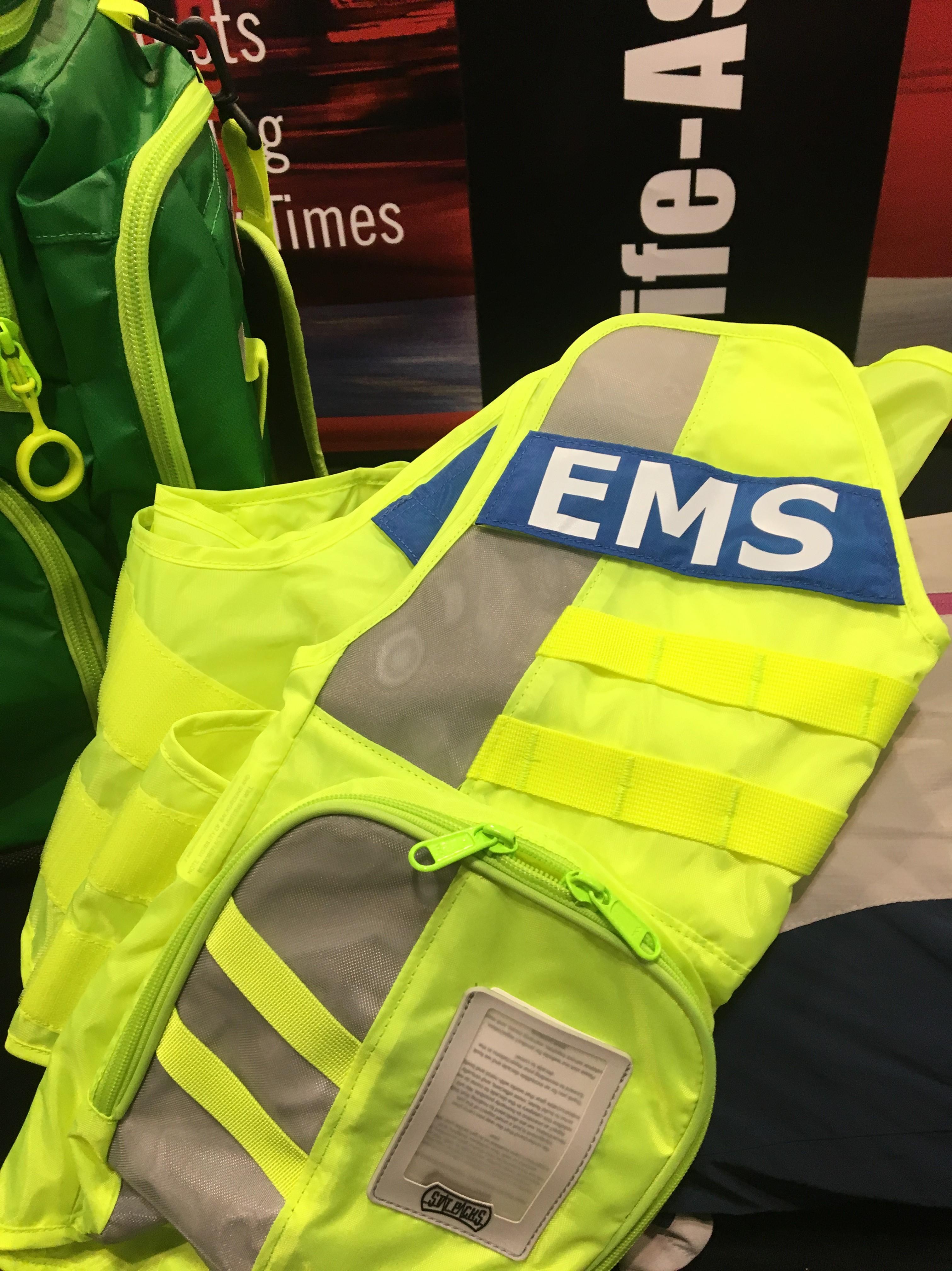IMG 4522 L' Ambulancier : le site de référence Immersion chez les EMS Paramedic aux USA - Les images