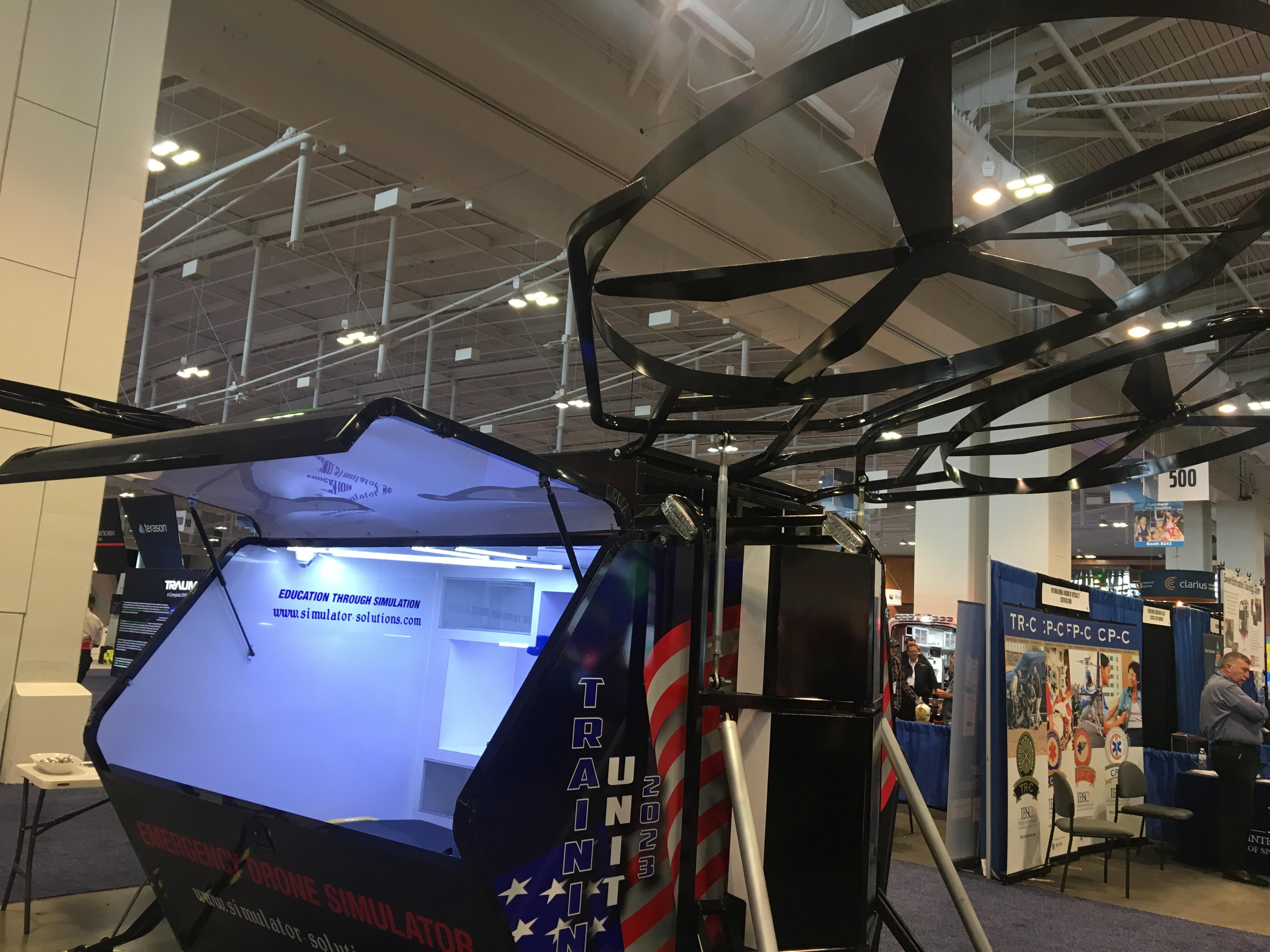 IMG 4525 L' Ambulancier : le site de référence Immersion chez les EMS Paramedic aux USA - Les images
