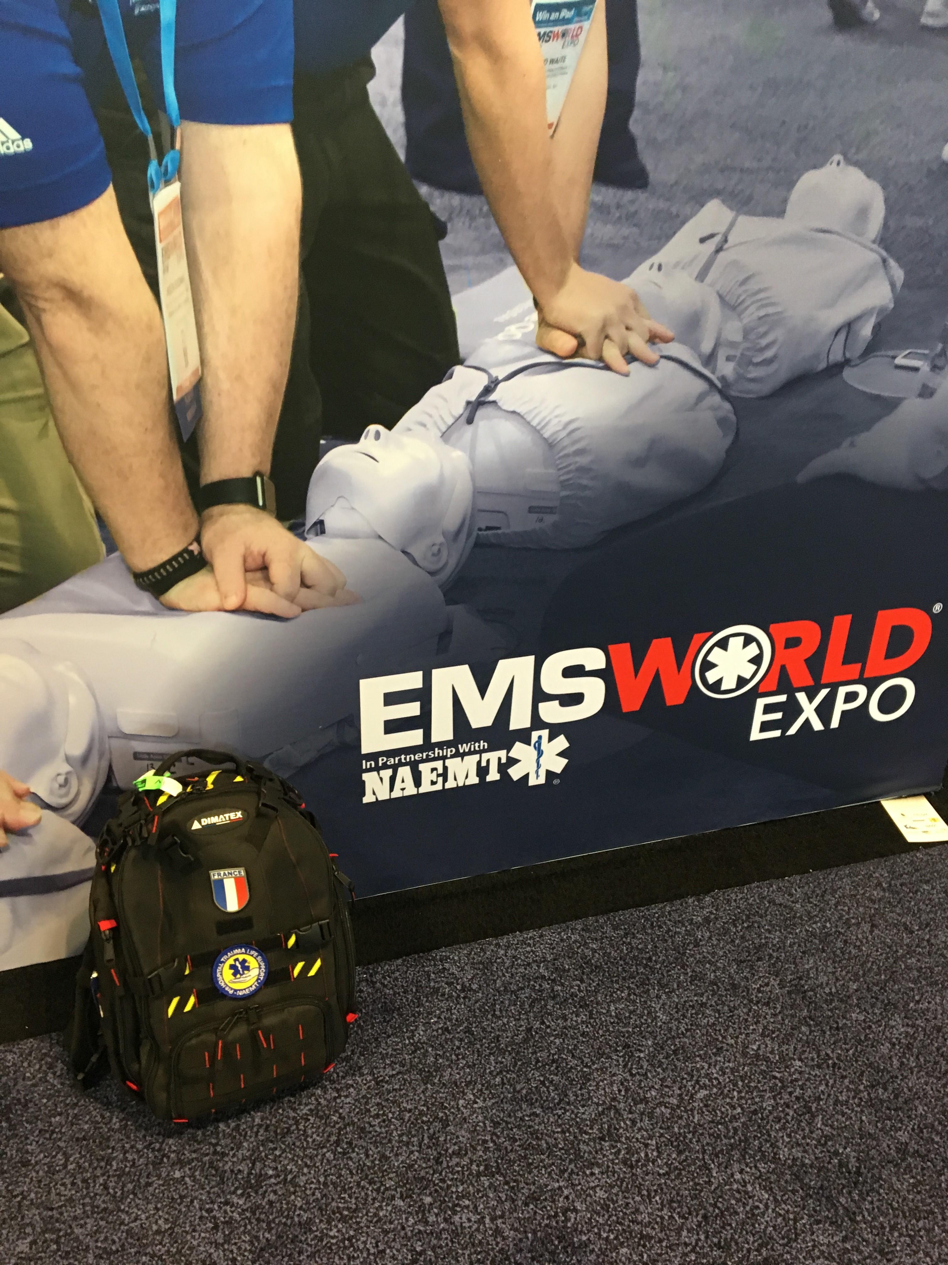IMG 4557 L' Ambulancier : le site de référence Immersion chez les EMS Paramedic aux USA - Les images