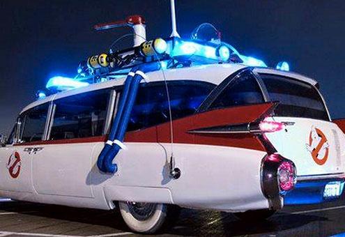 ambulance ghost 1 L' Ambulancier : le site de référence Ambulancier, liberté égalité et selfies