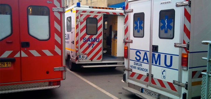 devenir ambulancier smur