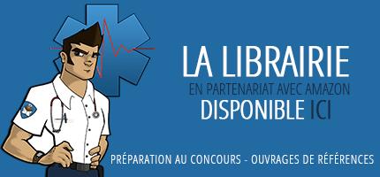 banniere librairie small L' Ambulancier : le site de référence Ambulancier, de l'orientation à la pratique professionnelle - 1