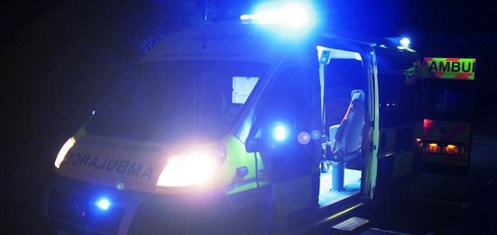 ambulancier smur intervention de nuit