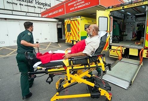 eronomie - module 4 - formation ambulancier