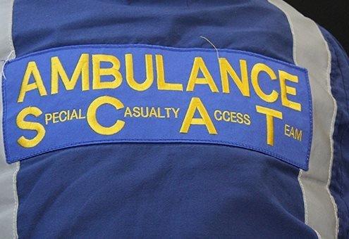 marquage ambulance 2 L' Ambulancier : le site de référence Ambulancier le site : dix ans d'histoire