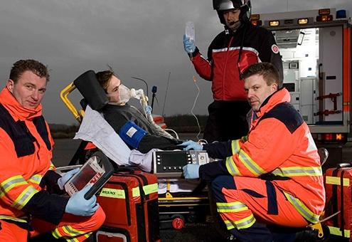 medic team L' Ambulancier : le site de référence L'ambulancier, les formations et vos entreprises