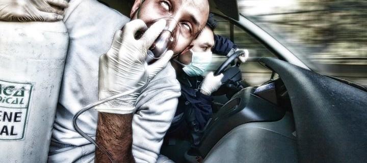 o2 L' Ambulancier : le site de référence L'image de l'ambulancier