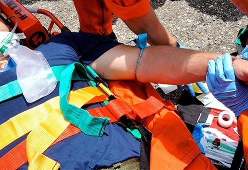 prise enc harge paramed canada L' Ambulancier : le site de référence Ambulancier le site : dix ans d'histoire