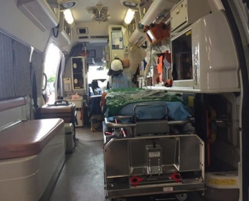 26 L' Ambulancier : le site de référence L'urgence au Japon, un système en pleine évolution