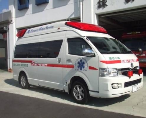 Le système de soins et de secours japonais