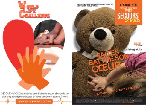 faisons battre son coeur L' Ambulancier : le site de référence World Life Challenge