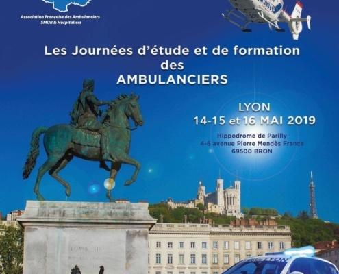 afash - journée d'études et de formation des ambulanciers