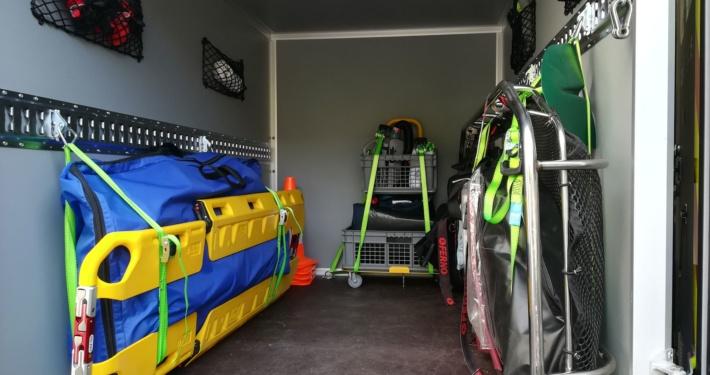 ambulancier, transport bariatrique - Assistance Ambulance