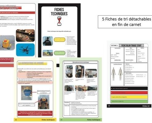 livre L' Ambulancier : le site de référence Le « Damage Control »