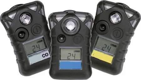 lot détecteurs monoxyde carbone - site ambulancier