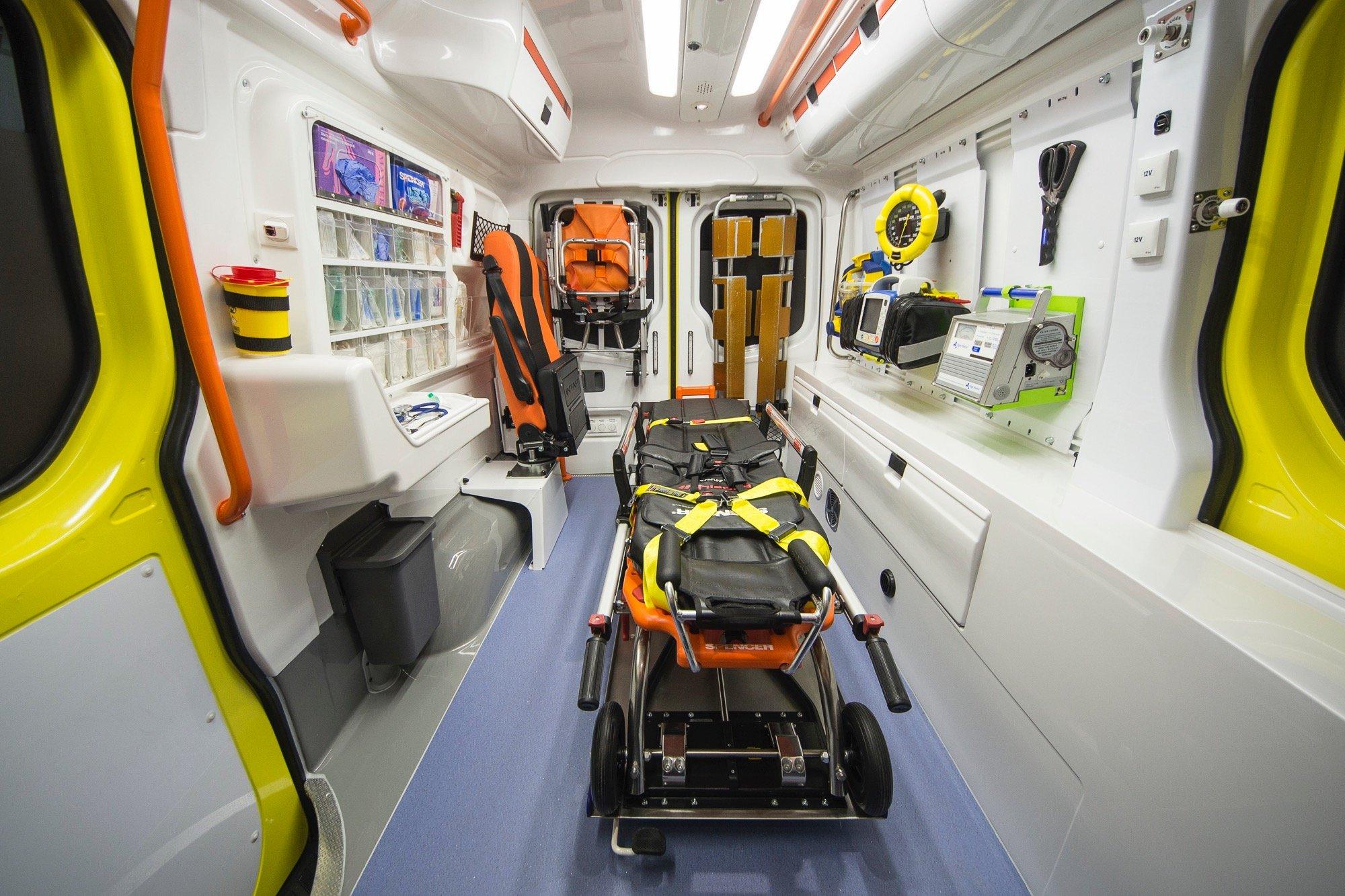 Ambulanciers, tirage de portrait de passionnés