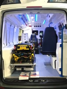copa - distributeur France - Profile ambulance - ambulancier, le site de référence