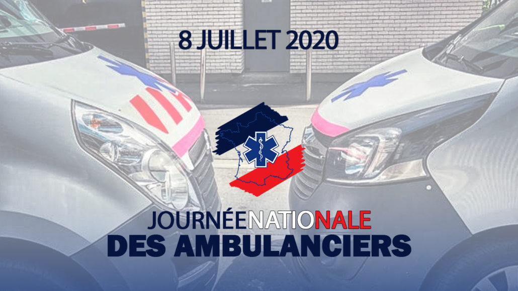 jna carte L' Ambulancier : le site de référence Journée nationale des ambulanciers le récap'
