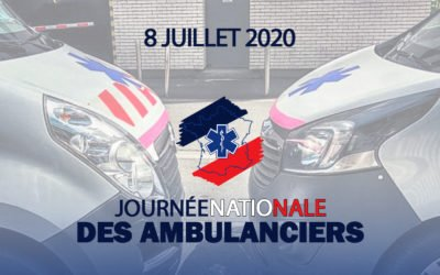 Journée nationale des ambulanciers le récap'
