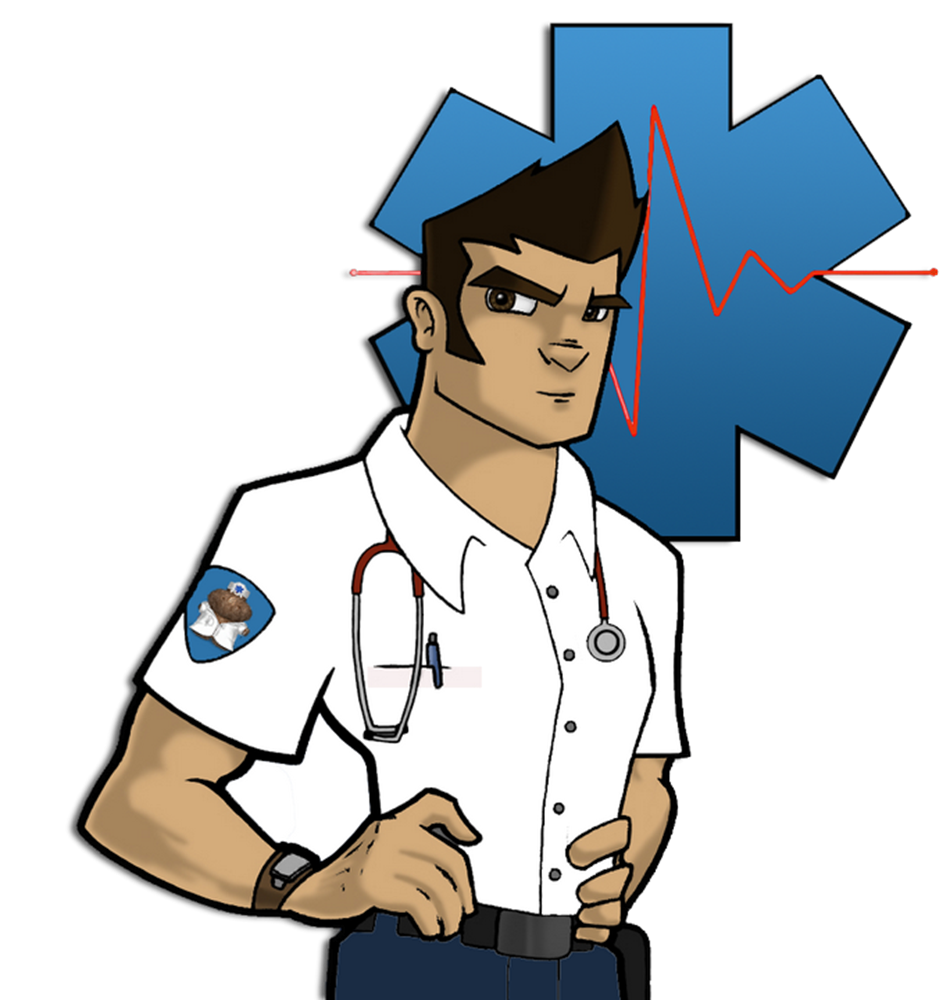 paramedic e1587629776675 L' Ambulancier : le site de référence Module 2 : Evaluation clinique du patient