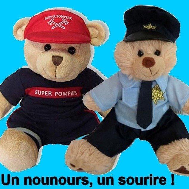 80573016 132818918171177 1420042116498718720 n L' Ambulancier : le site de référence Un Nounours Un Sourire