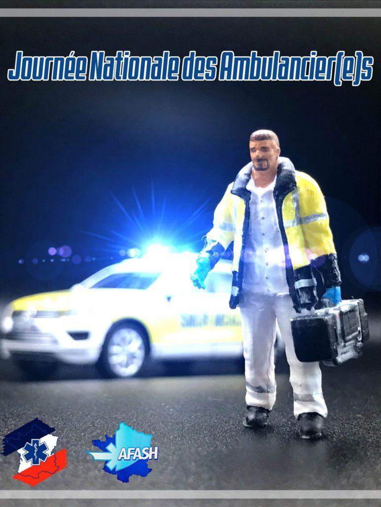 IMG 4477 L' Ambulancier : le site de référence Journée nationale des ambulanciers le récap'