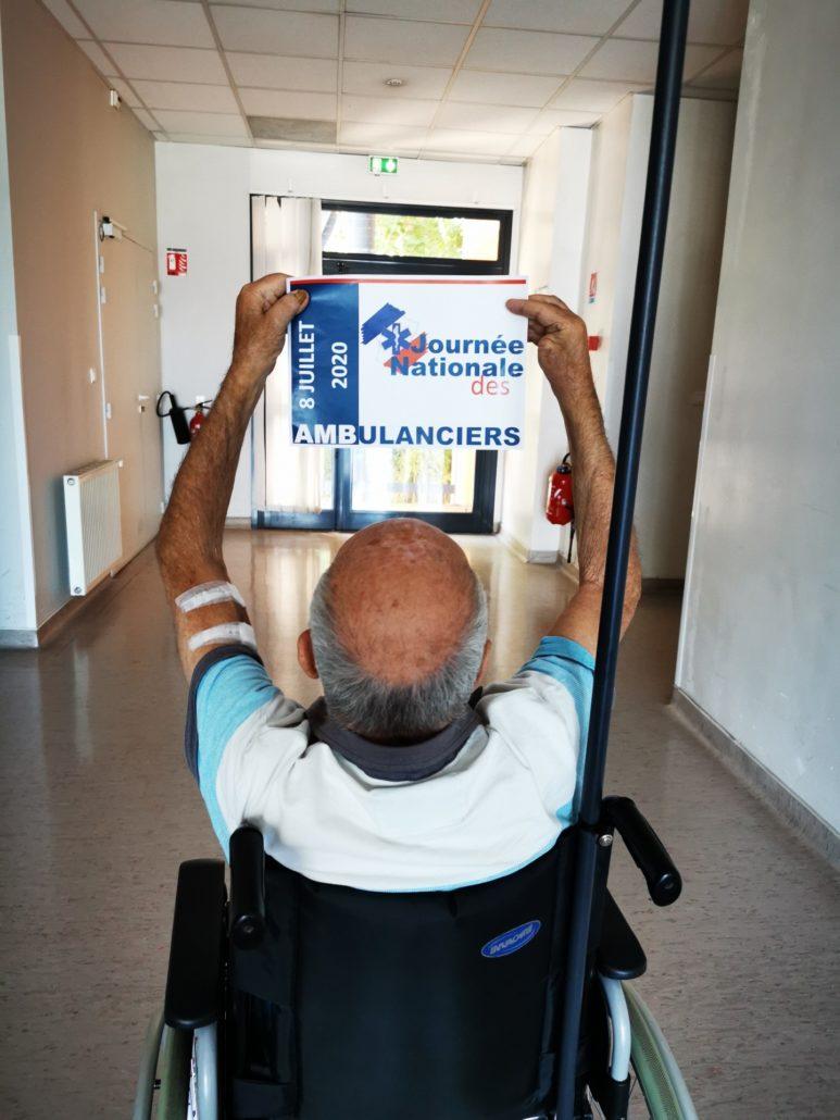IMG 6272 L' Ambulancier : le site de référence Journée nationale des ambulanciers le récap'