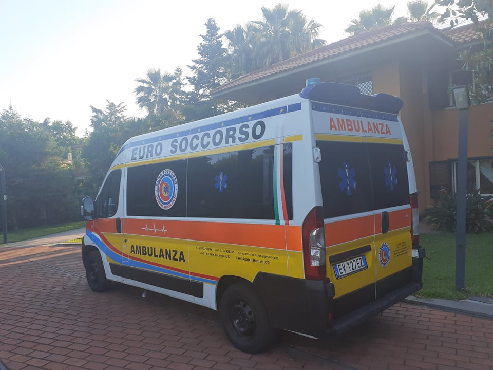 119959281 3878834952127706 2285844776882338058 n L' Ambulancier : le site de référence Les systèmes pré-hospitaliers étrangers : l'Italie